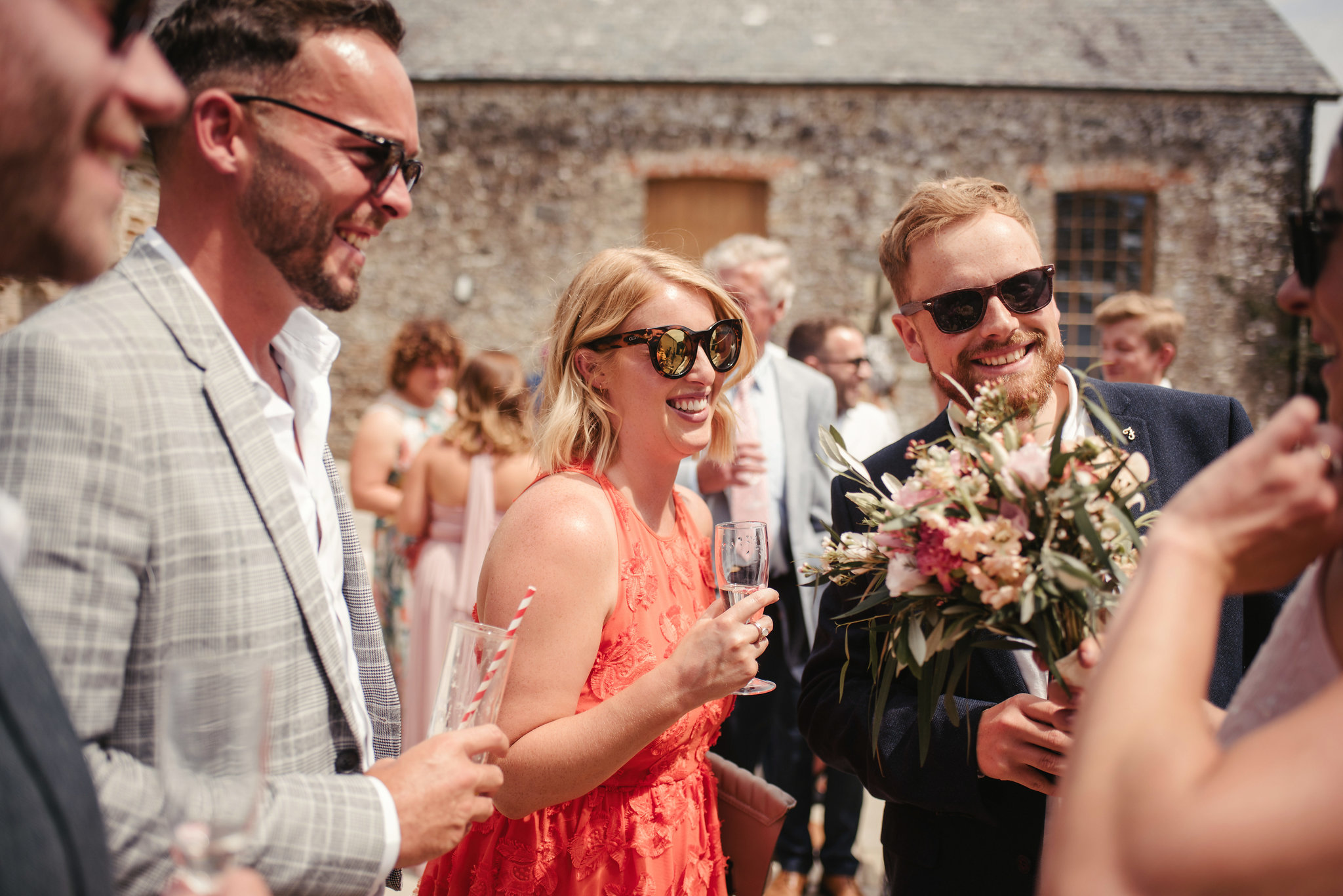 Enjoy your dream country wedding at Launcells Barton - Country wedding venue in Cornwall