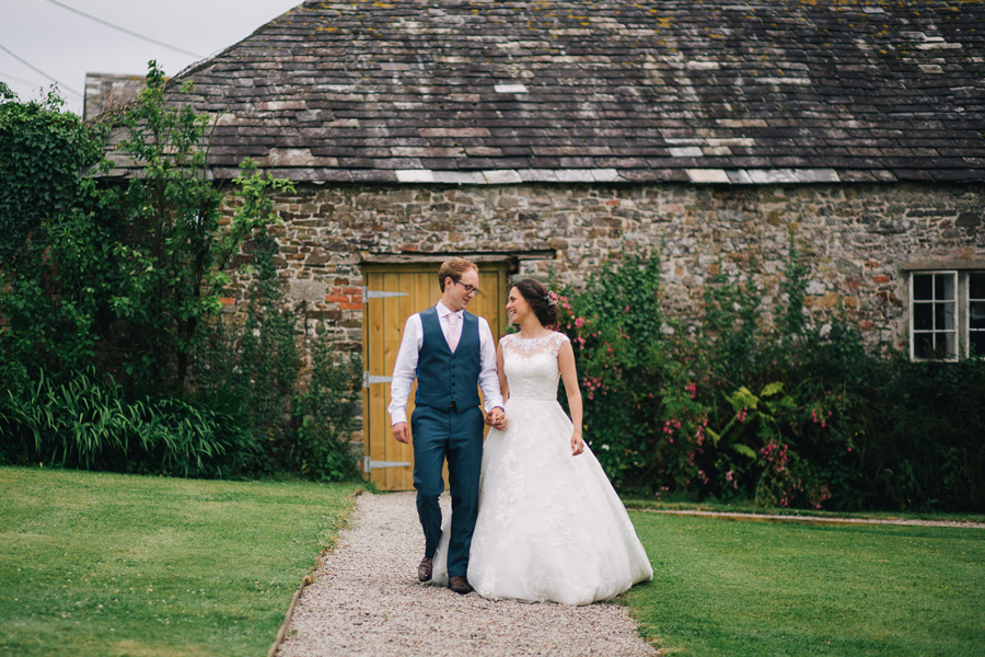 Looking for an exclusive use wedding venue in Cornwall? Look no further than Launcells Barton