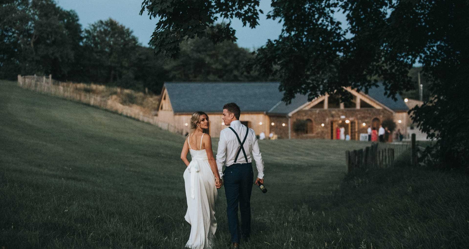 Exclusive Use Wedding Venues Cornwall