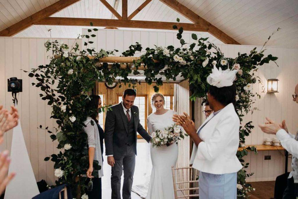 Cornwall Barn wedding venue Launcells Barton is perfect for your big day.