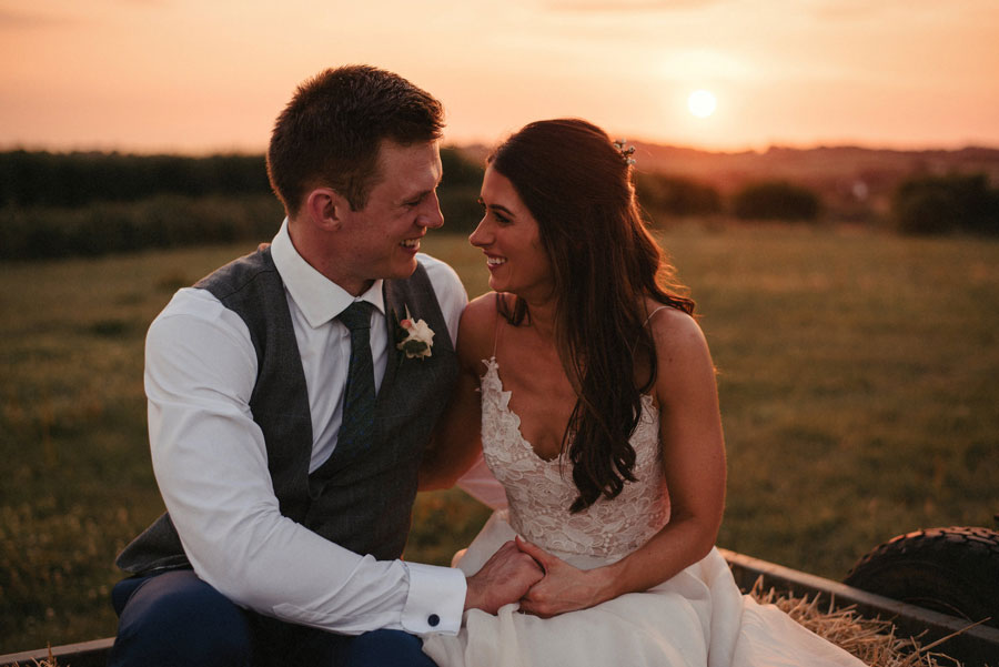 At Launcells Barton, you can get married in our rustic barn in Cornwall and then dance the night away!